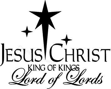 355x287 jesus christ king of kings lord of lords vinyl wall art vinyl