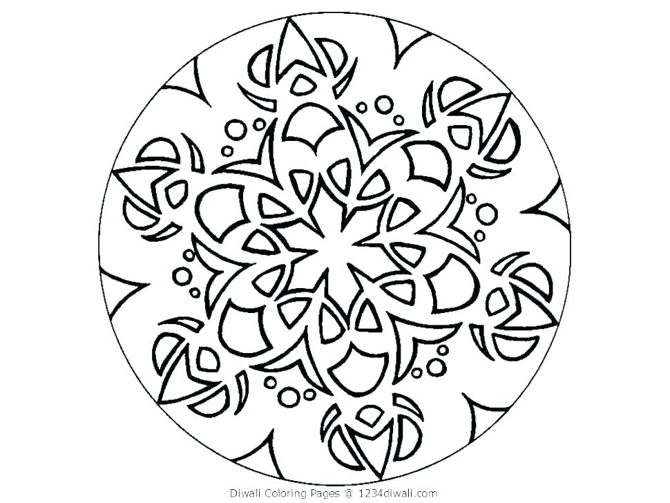 970x728 Free Mandala Design Coloring Pages Coloring Pages Free Free Design