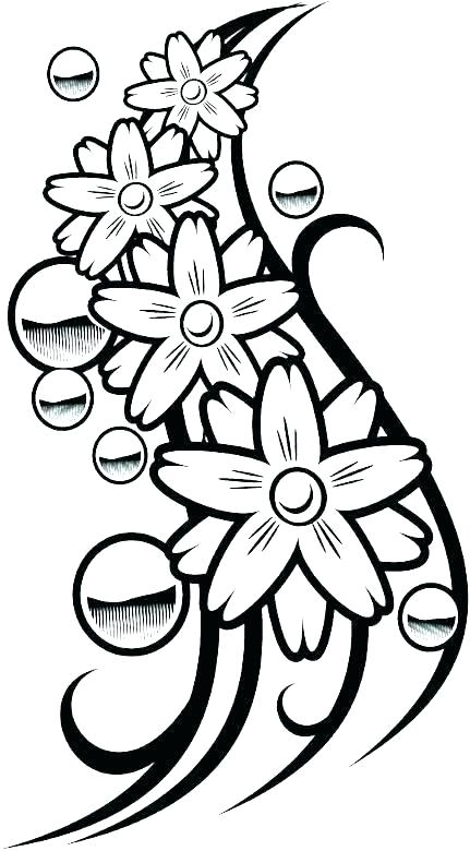 431x780 Free Printable Tattoo Designs Coloring Pages Skull Christmas Tree