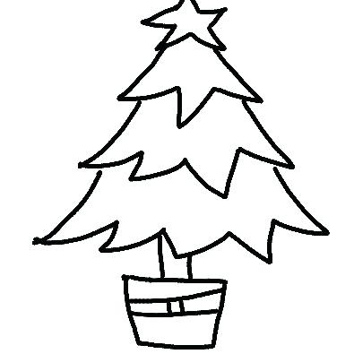 395x395 How To Draw A Christmas Draw So Cute How To Draw Christmas Tree