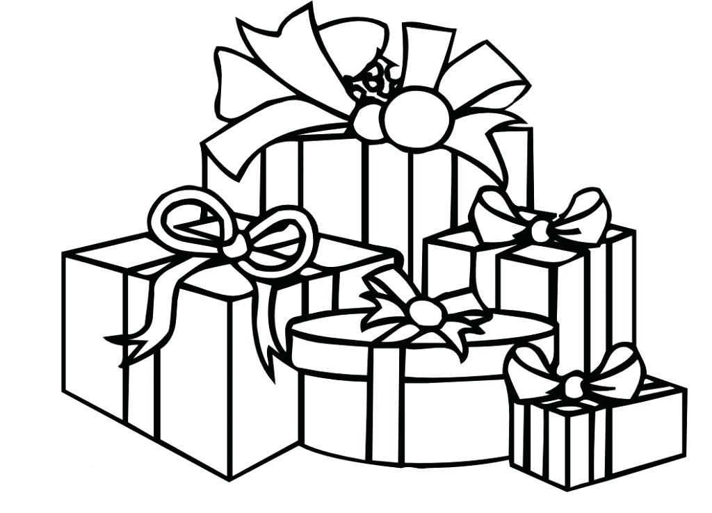 Drawings Of Christmas Presents.Christmas Gift Box Drawing Free Download Best Christmas
