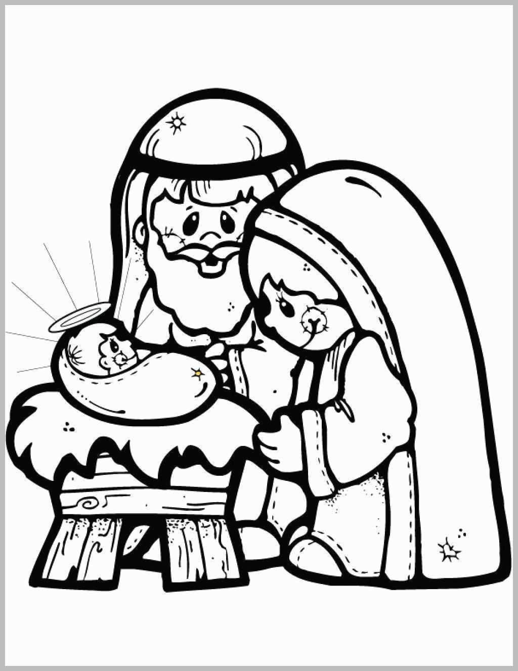 Christmas Manger Drawings | Free download on ClipArtMag