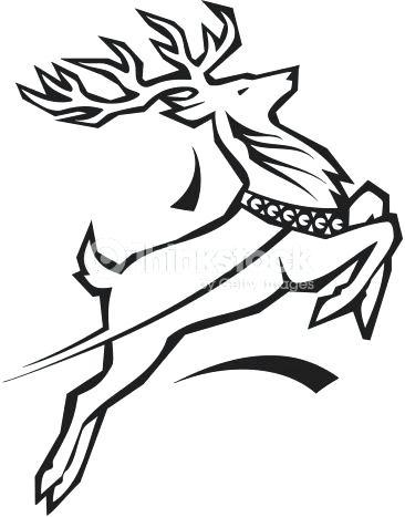 366x467 reindeer drawings draw reindeer caribou last christmas reindeer