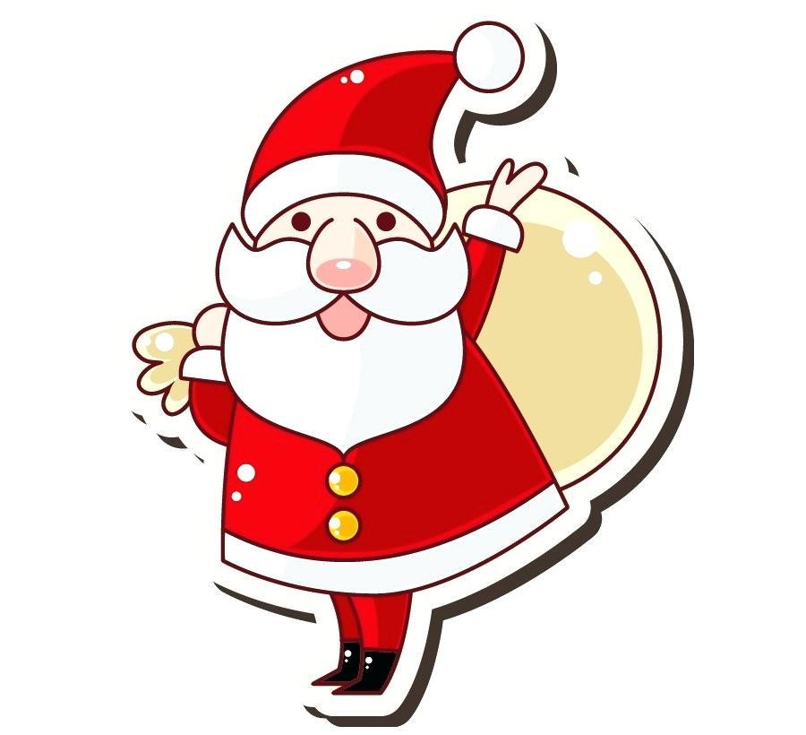 900x820 christmas santa drawings coloring pages clip christmas santa