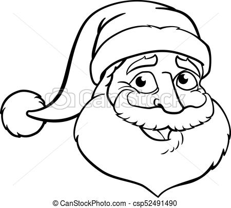 450x406 cartoon christmas santa claus happy santa claus christmas cartoon