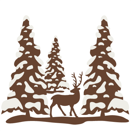 Christmas Scene Drawing | Free download