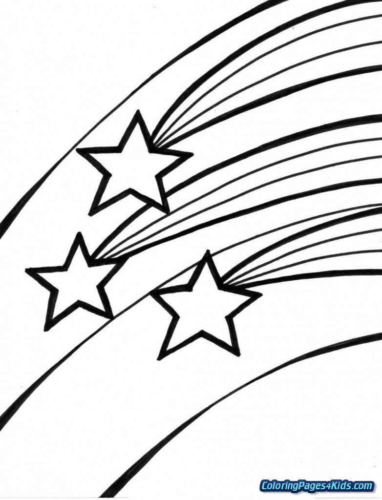 782x1024 Christmas Star Coloring Pages