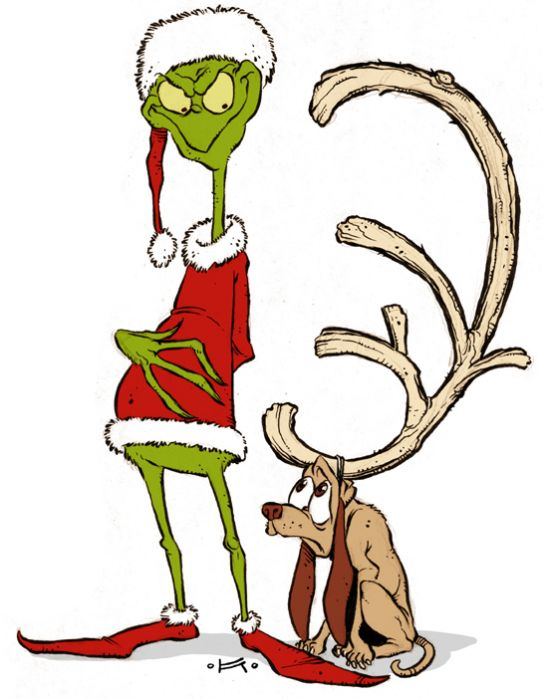 543x699 dr suess i love the grinch! decor ideas the grinch pictures