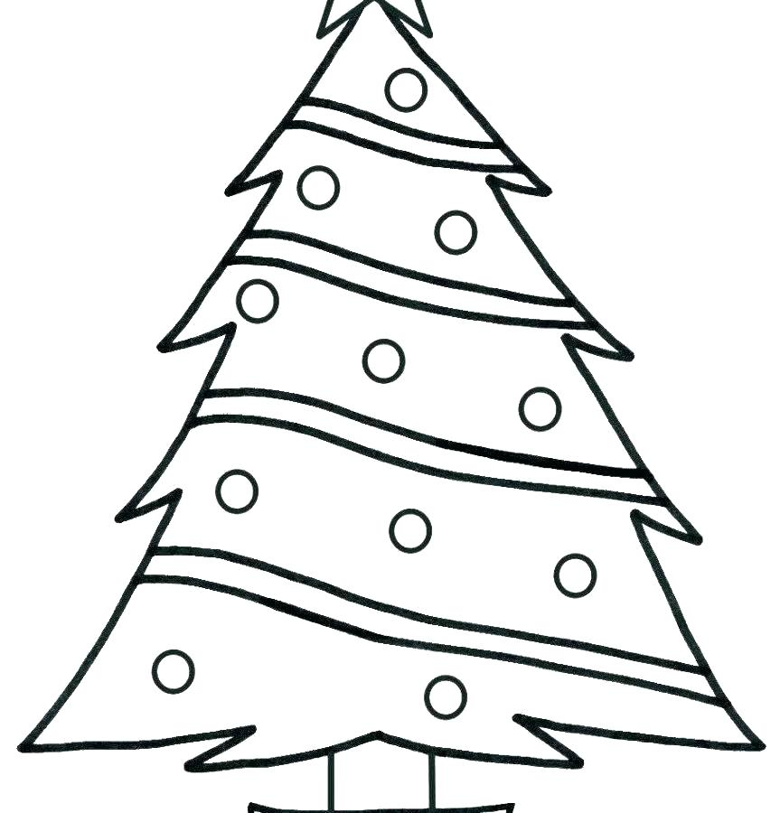 picture regarding Printable Christmas Tree Template called Xmas Tree Drawing Template Free of charge obtain excellent