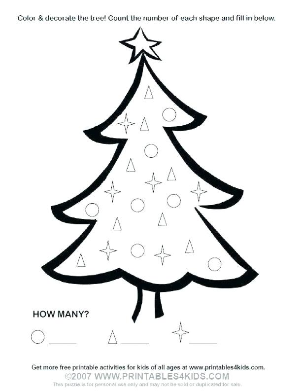 graphic about Free Printable Christmas Tree Template named Xmas Tree Drawing Template No cost obtain suitable