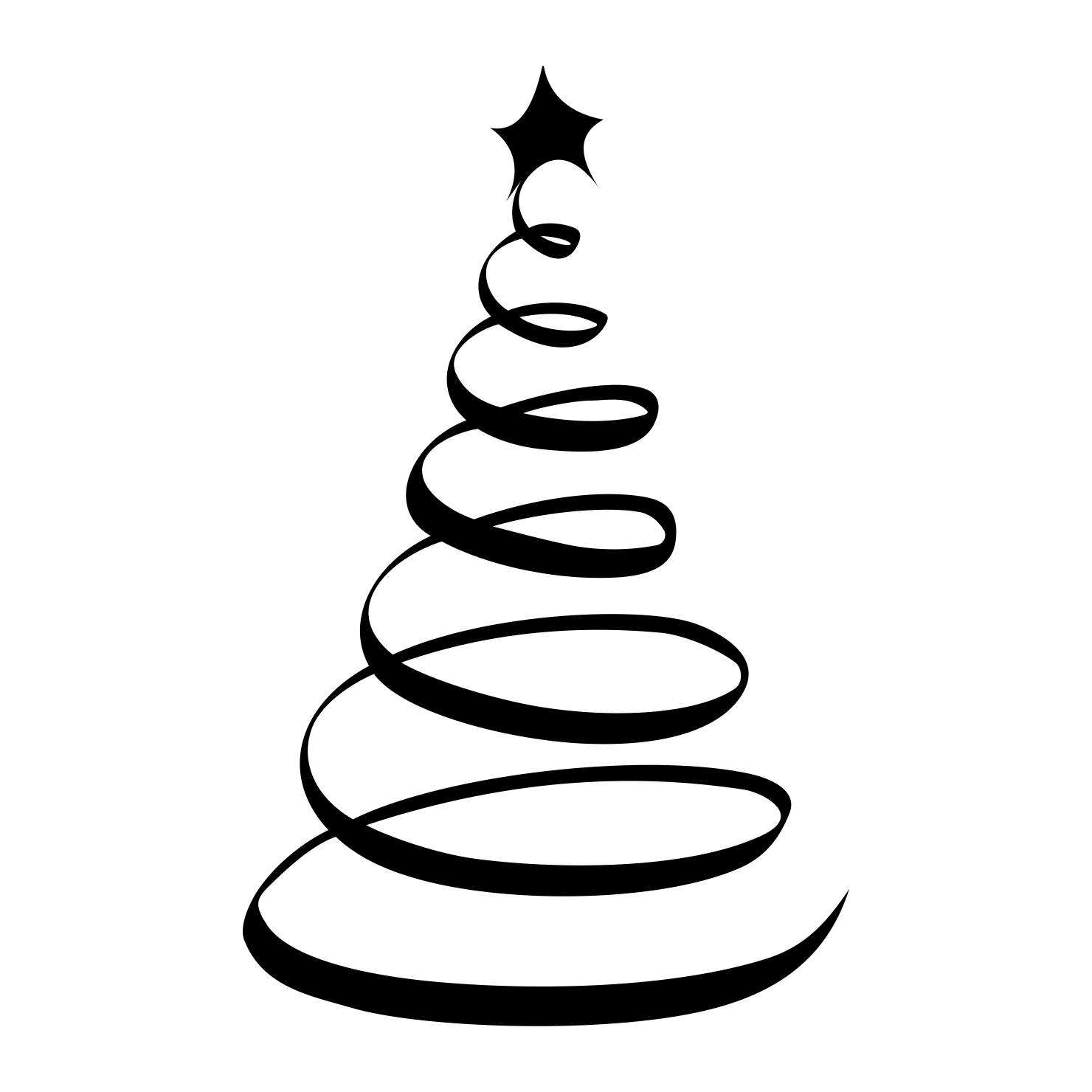 1480x1480 Christmas Tree Star Ornament Graphics Dxf Png Cdr Etsy