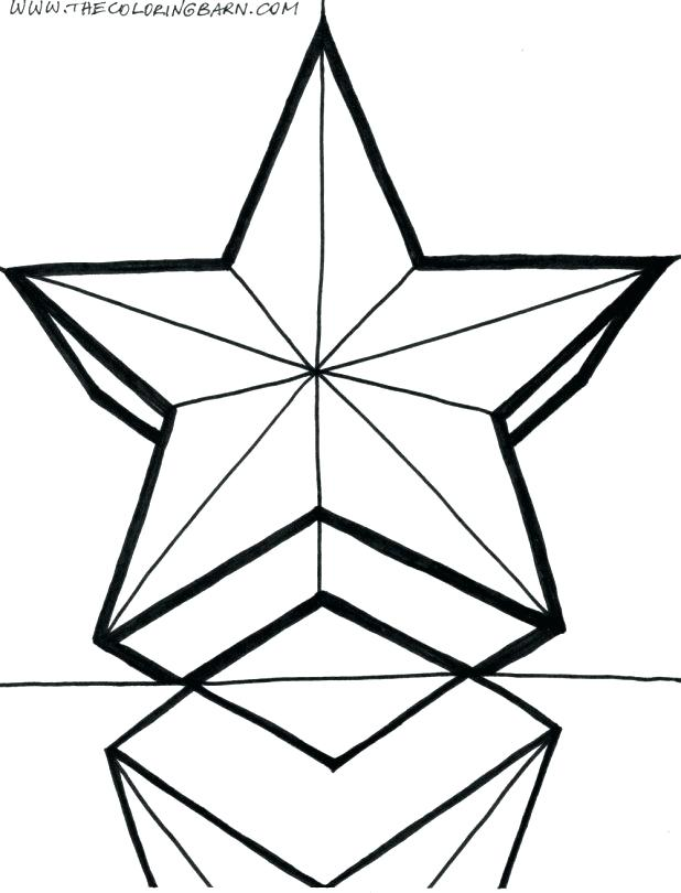 618x810 Coloring Pages Star Coloring Sheet For Christmas Star Wars