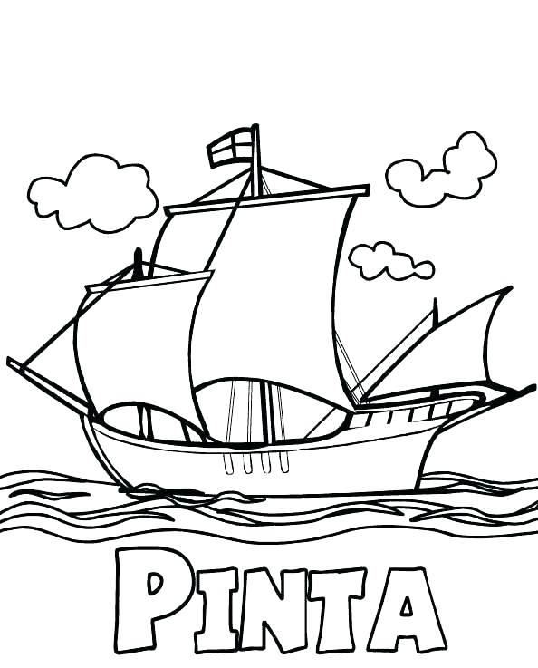 Christopher Columbus Drawing | Free download best ...