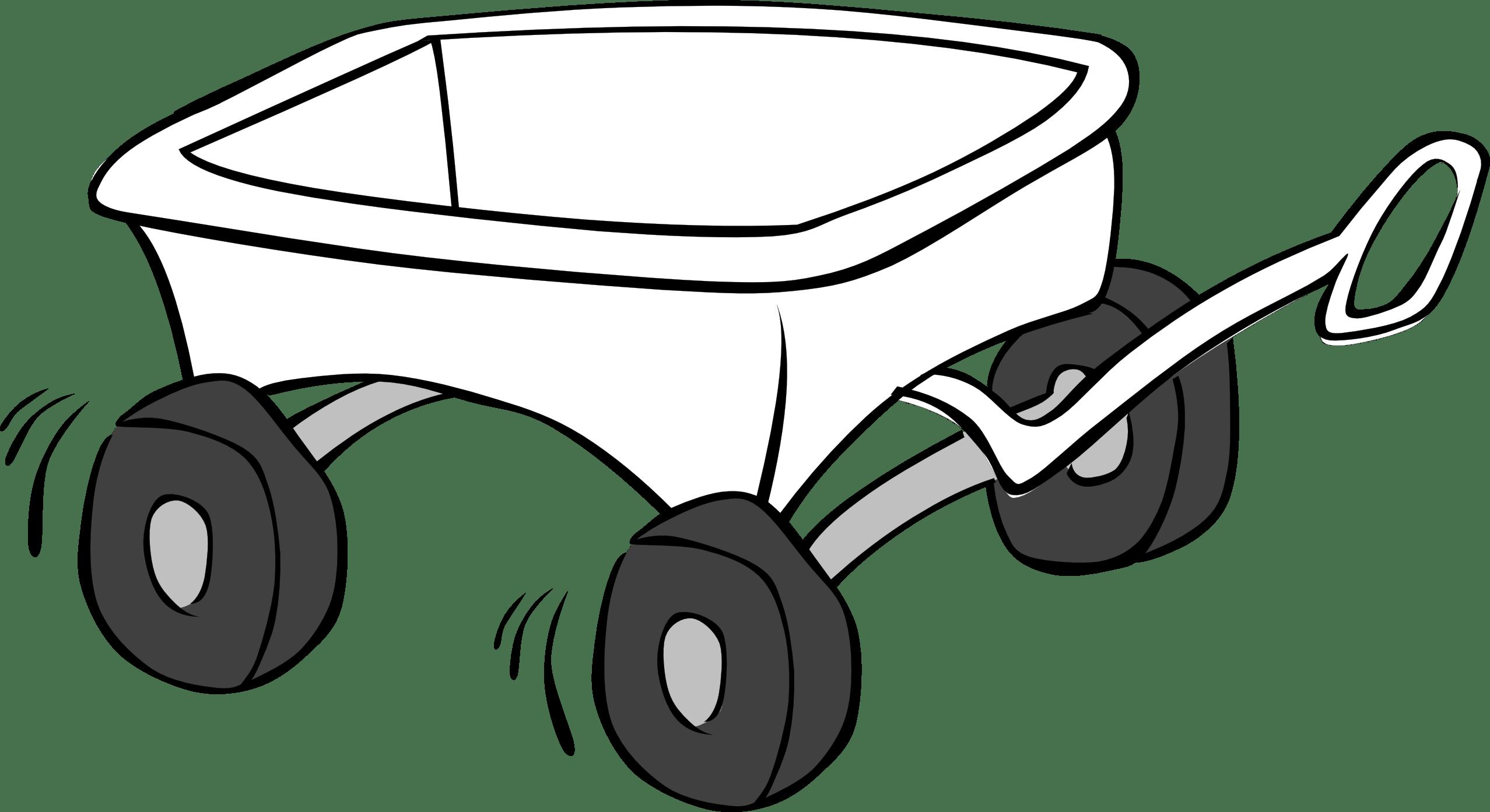 Chuck Wagon Drawing