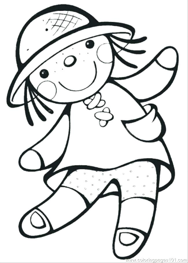 650x910 chucky doll coloring pages doll coloring pages lovely baby doll