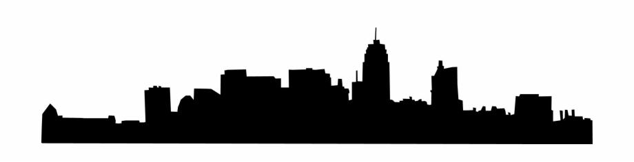 920x236 Cityscape Clip Art