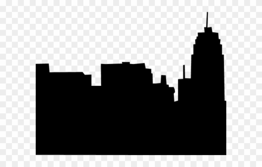 880x560 Cityscape Clipart Cincinnati Skyline