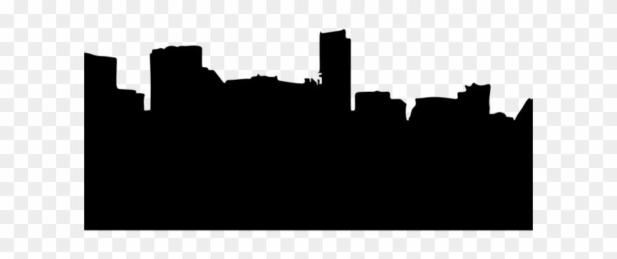 880x370 Cityscape Clipart Philly Skyline