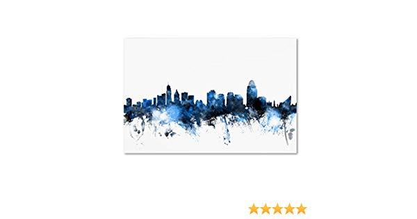 600x315 Cincinnati Ohio Skyline Ii