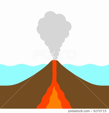 450x468 Volcano Cross Section Diagram Lovely Artwork Cross Section Diagram