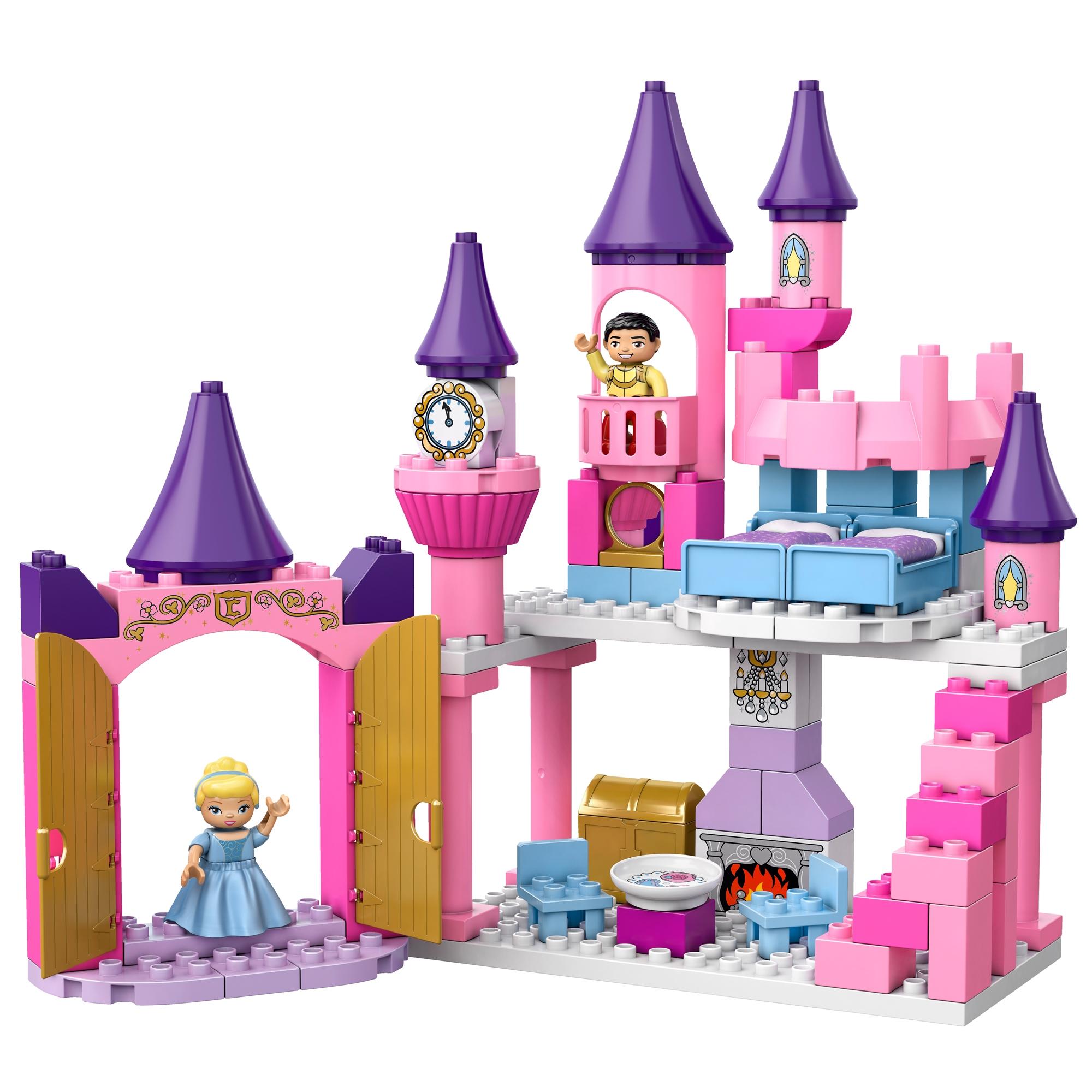 2000x2000 lego duplo disney princess cinderella castle