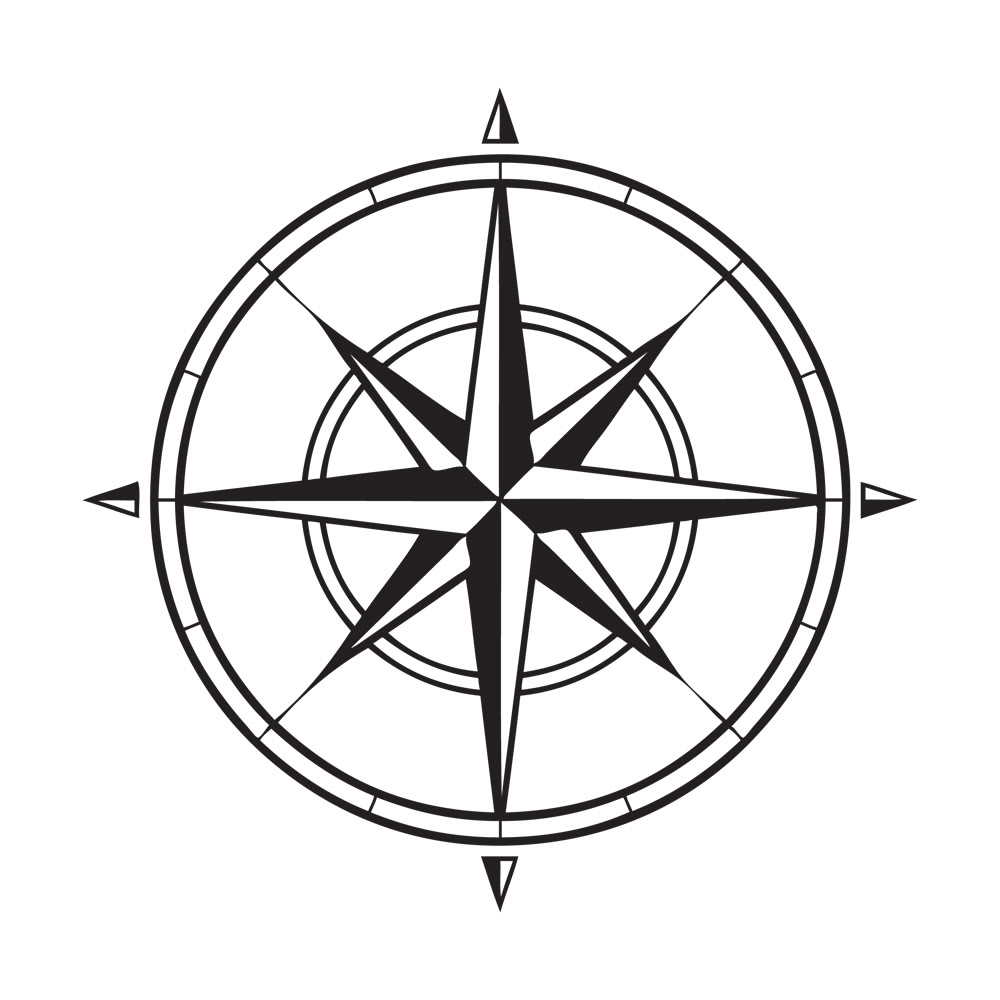 Circle Compass Drawing