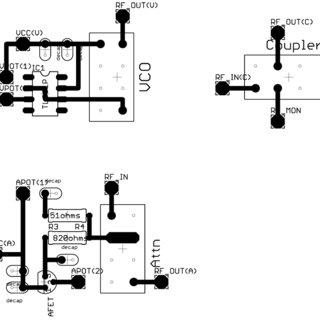 Circuit Board Drawing