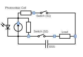 voltage divider circuit diagram tradeoficcom wiring diagram schema