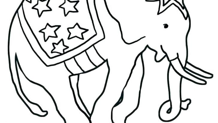 728x413 Circus Coloring Pages For Toddlers Kindergarten Clown The Fresh