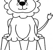 181x170 Coloring Pages Printable Of Circus Animals Newok Marvellous