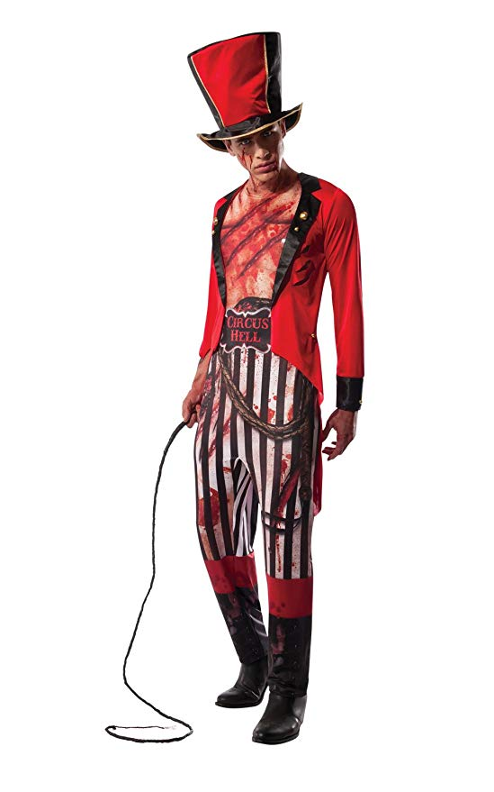 549x879 rubie's costume co men's mauled ringmaster costume