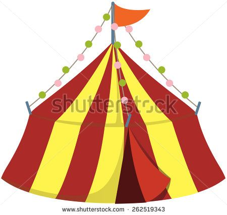 450x426 Circus Tent Drawing Stock Photos, Images, Pictures