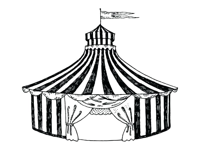 800x600 circus tent coloring pages circus tent coloring