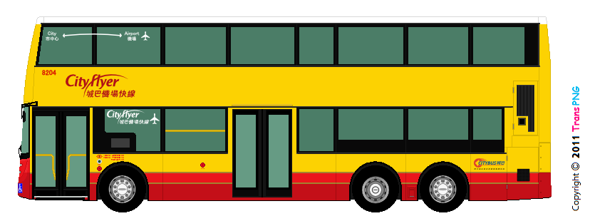 City Bus Drawing