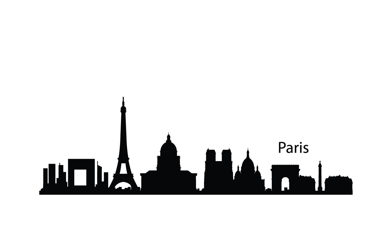 1500x900 london city skyline silhouette paris skyline silhouette