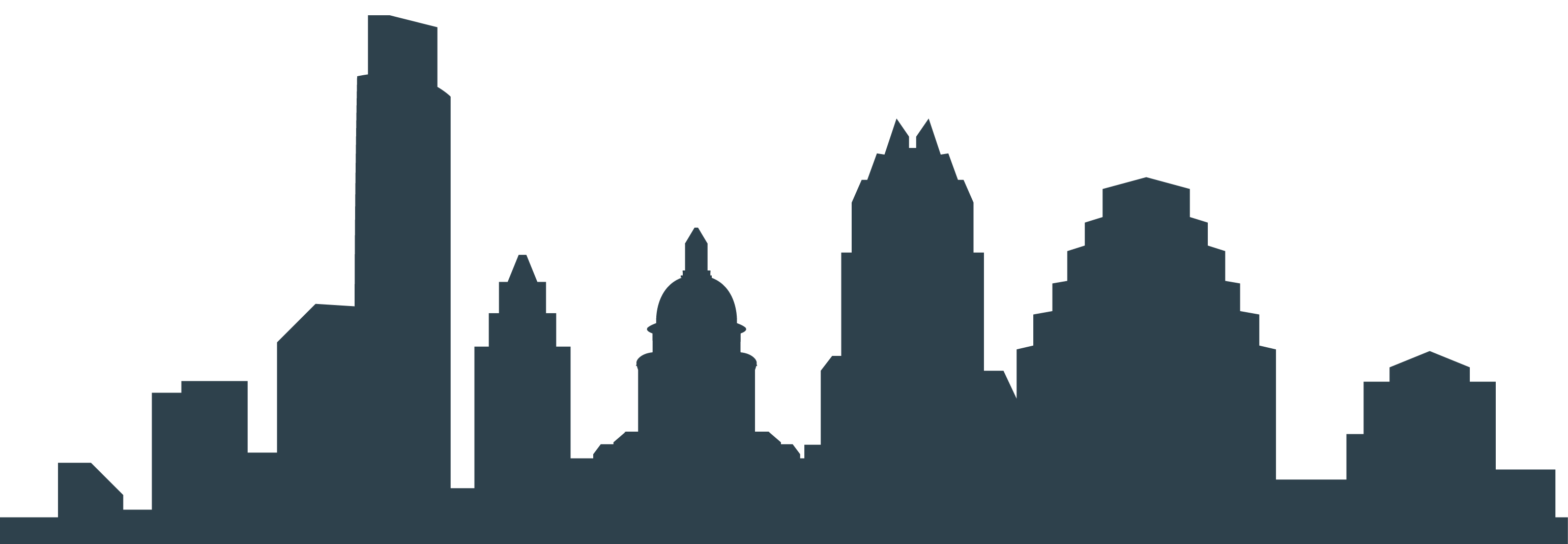 3082x1070 Boston Drawing Skyline Outline Transparent Png Clipart Free
