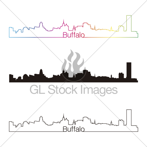 500x500 collection of 'jacksonville skyline silhouette' download more