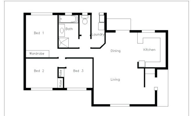 670x400 civil engineering house plan awesome civil plan for home civil
