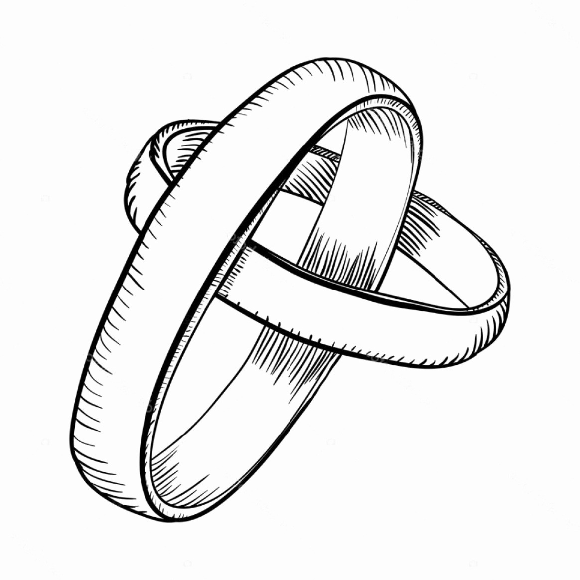 1164x1164 Claddagh Drawing Wedding Ring For Free Download