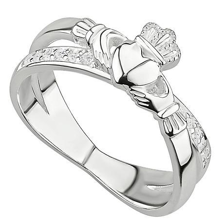 460x460 Claddagh Ring