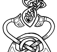 220x200 Claddagh Ring Drawing Photographic Prints Redbubble