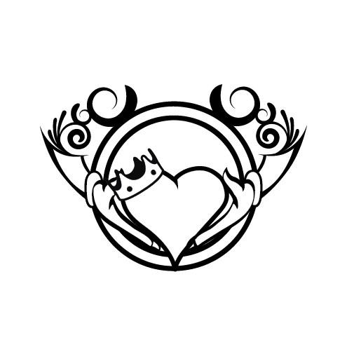 515x515 Drawing Irish Claddagh Tattoos Women Ideas And Designs