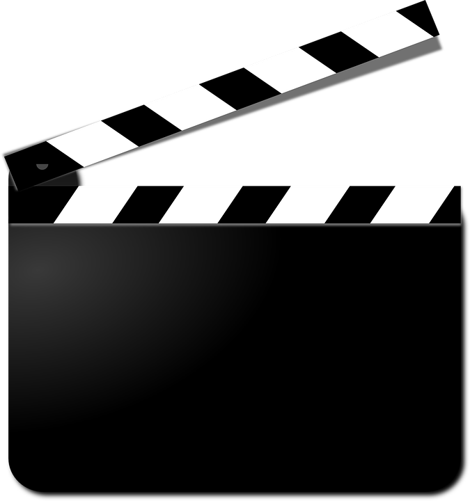 Clapperboard Drawing | Free download on ClipArtMag