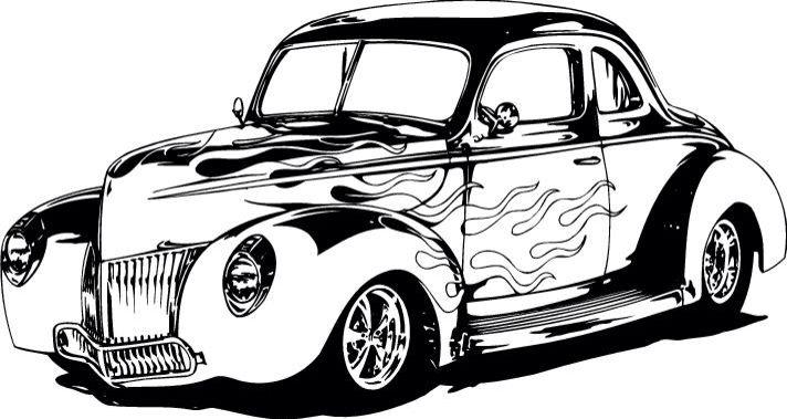 712x379 Draw Car Artsy Stuff Drawings, Car Drawings, Automotive Art