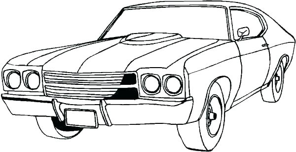600x308 Old Cars Coloring Pages Car Coloring Pages Classic Car Coloring