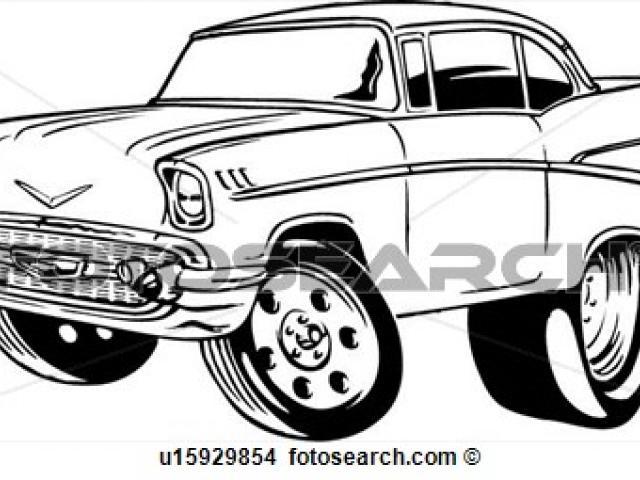 640x480 classic car clipart classic truck