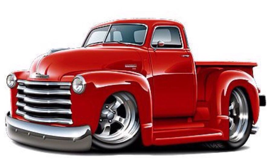 920x540 Vintage Chevy Truck Drawings Chevy Truck
