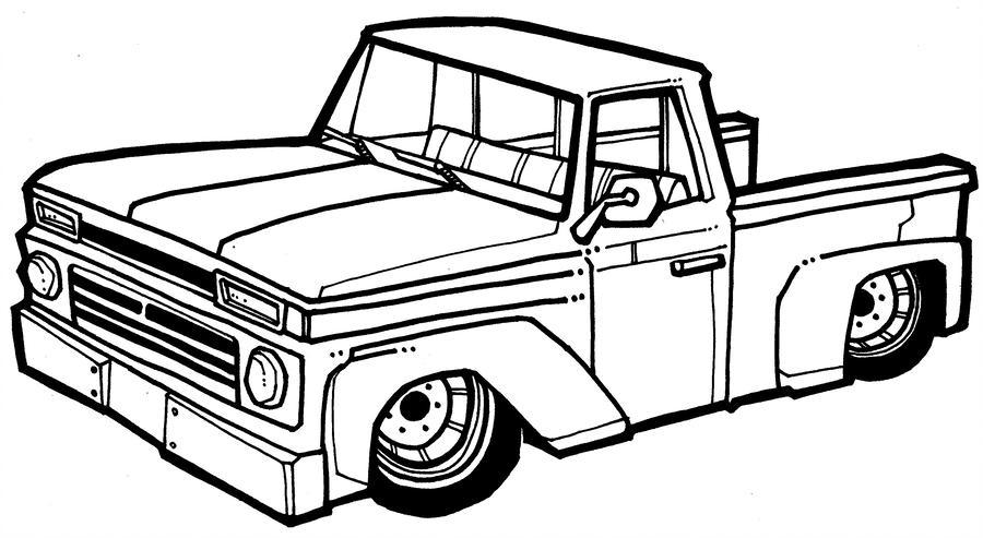 900x493 Classic Truck