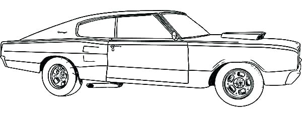 600x229 Images Of Vintage Truck Coloring Pages