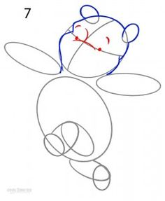 236x287 Best Winnie The Pooh Drawing Images Talking Teddy Bear